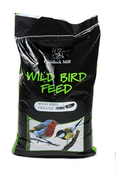 Wild Bird Feed Deluxe Mix