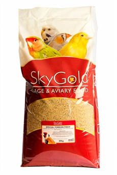 SGSFF0 - SkyGold Special Foreign Finch 20kg
