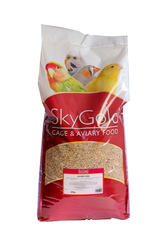SGAMI0 - SkyGold Avairy Mix 20kg